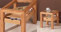 Massivholz-Nachttische: Exklusives Design hat...