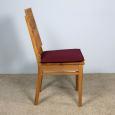 Sitzkissen für Stuhl LINO Stoff Luxury
