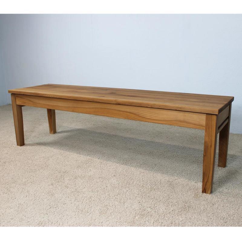 lino sitzbank la5 ohne r ckenlehne kernbuche ge lt g hring konseq. Black Bedroom Furniture Sets. Home Design Ideas