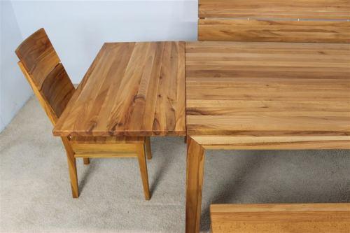 esstische mit schublade. Black Bedroom Furniture Sets. Home Design Ideas