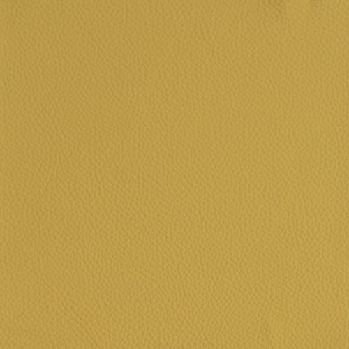 Echtleder gelb