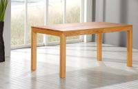 Esstisch LINO Massivholz Buche 120 x 80 cm