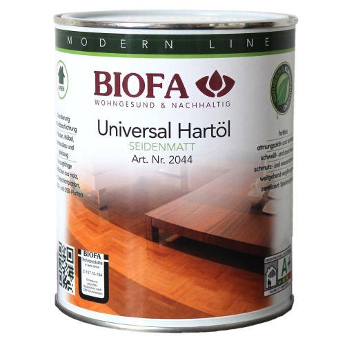 Biofa Universal Hartöl, seidenmatt 2044