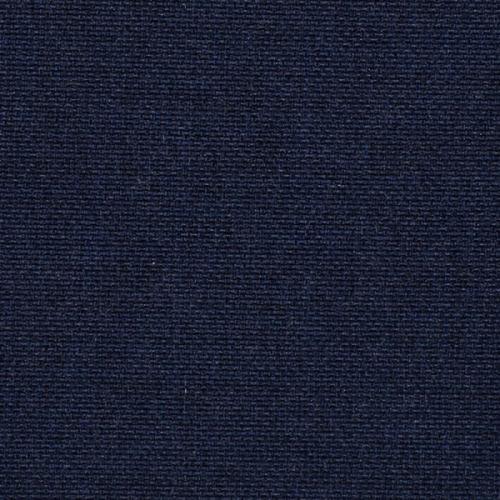 Handmuster für Webstoff Bezug Luxury  5028 marine