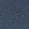 Handmuster für Echtleder Bezug Napoli Colore capriblau