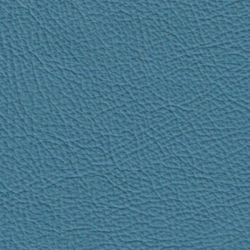 Handmuster für Echtleder Bezug Napoli Colore aqua