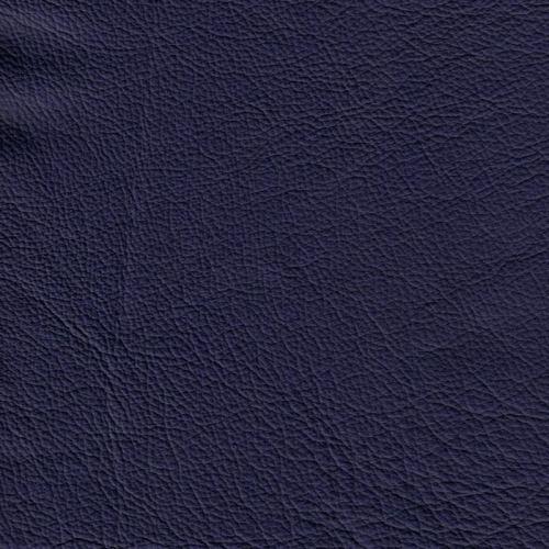 Handmuster für Echtleder Bezug Napoli Colore ultramarin