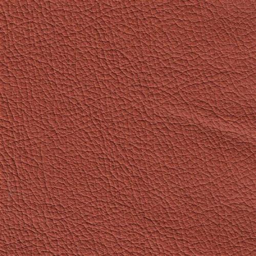 Handmuster für Echtleder Bezug Napoli Classic terrakotta / Z 59