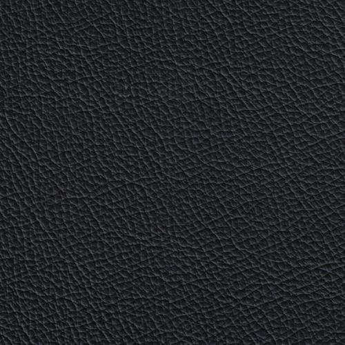 Handmuster für Echtleder Bezug Napoli Classic schwarz / Z 59