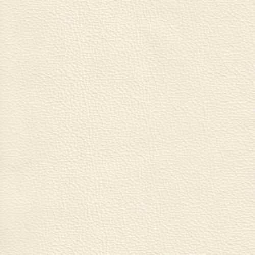 Handmuster für Echtleder Bezug Napoli Classic cremeweiss  / Z 59