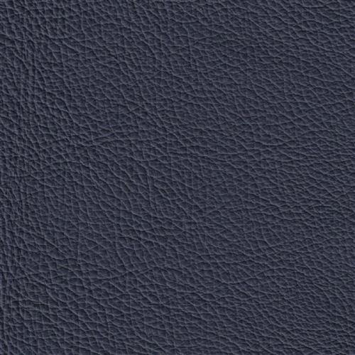 Handmuster für Echtleder Bezug Napoli Classic blau / Z 59