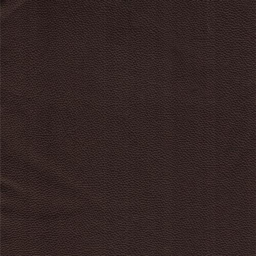 Handmuster für Echtleder Bezug Napoli Classic dunkelbraun / Z 59