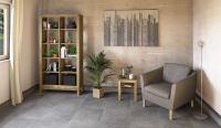 Lino Regal aus Massivholz - 100 x 31,6 x 192 cm Eiche