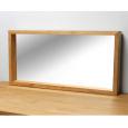 Wandspiegel Massivholz LINO 120 cm