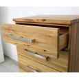 Massivholz Kommode LINO mit 4 Schubladen