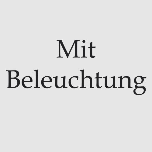 Beleuchtung mit LED