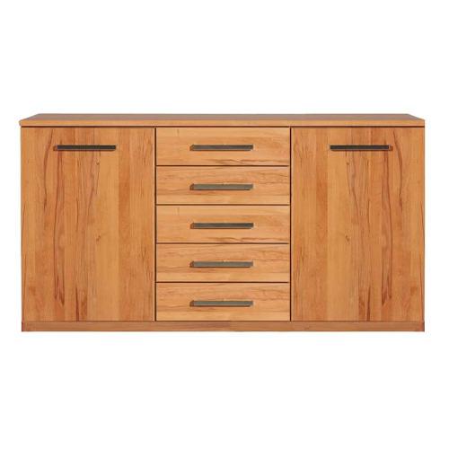 Esszimmer Sideboard Massivholz 180 cm Eiche