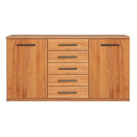 Esszimmer Sideboard Massivholz 180 cm Nussbaum