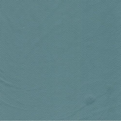Handmuster für Echtleder Bezug Napoli Classic taubenblau / Z 59