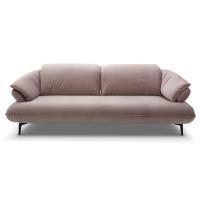 Sofa Bluebell mit flexibler Rückenlehne Microfaser...