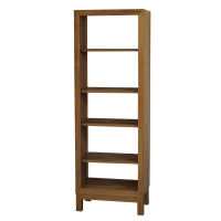 Schmales Bücherregal LINO Massivholz