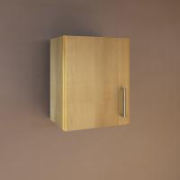 Massivholz Küchenmodul Hängeschrank - 40 cm