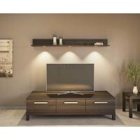 Nussbaum TV-Lowboard LINO mit 3 Schubladen