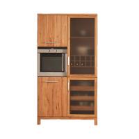 Küchenhochschrank für Backofen & Vorräte