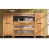 Massivholz Küchenschränke für Backofen...