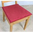 Sitzkissenbezug für Kisen Stuhl LINO ohne Sitzschaum Microfaser