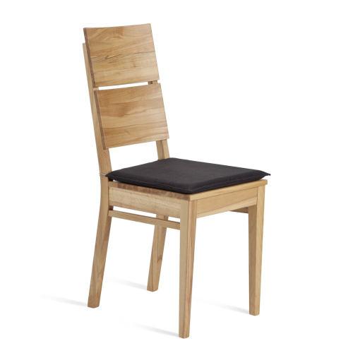 Sitzkissenbezug für Kisen Stuhl LINO ohne Sitzschaum Leder